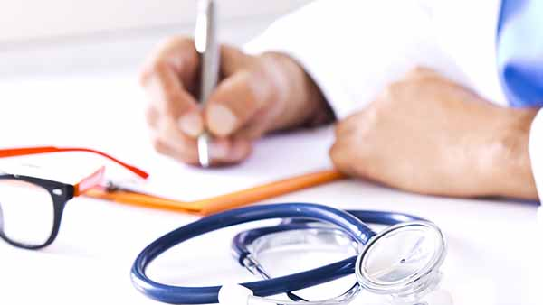 Prescription medicale parcours de soins Arnaud Pezavant kine